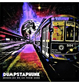 Funk Garage (LP) Dumpstaphunk - Where Do We Go From Here? (2LP/gold)