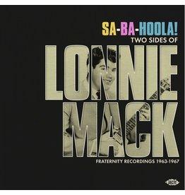 Ace (LP)  Lonnie Mack  - Sa-Ba-Hoola! - Two Sides Of Lonnie Mack: Fraternity Recordings 1963-1967