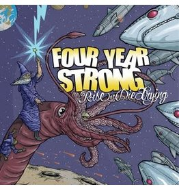 I Surrender Records (LP) Four Year Strong - Rise Or Die Trying (2021 Reissue)