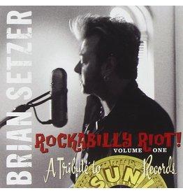 Surfdog Records (LP) Brian Setzer - Rockabilly Riot! Volume One (2LP) A Tribute to Sun