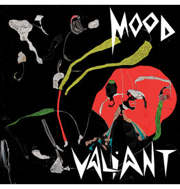 Brainfeeder (LP) Hiatus Kaiyote - Mood Valiant (Indie: Red & Black Vinyl)