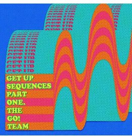 (LP) Go! Team, The - Get Up Sequences Part One (Indie: Turquoise Vinyl)
