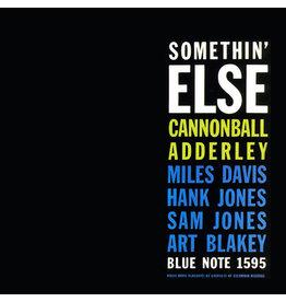 (LP) Cannonball Adderley - Somethin' Else