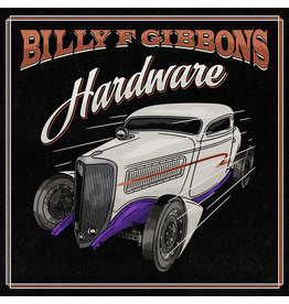 Concord Jazz (LP) Billy Gibbons - Hardware
