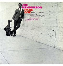 (LP) Joe Henderson - Page One