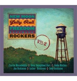 (LP) New Moon Jelly Roll Freedom Rockers - Volume 1 & 2 (2LP)