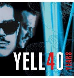 (LP) Yello - Yell 40 Years (2LP)