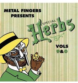 """Nature Sounds (LP) MF Doom - Special Herbs, Vol. 9 & 0 (LP +bonus 7"""")"""