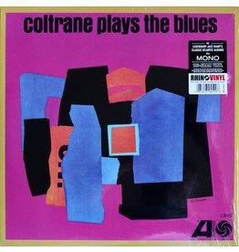 Atlantic (LP) John Coltrane – Coltrane Plays The Blues (Mono)