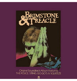 (Used LP) Various – Brimstone & Treacle (568)