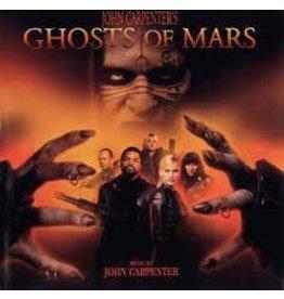Record Store Day 2021 (LP) Soundtrack - John Carpenter - Ghost of Mars (Red w/ black swirl LP) RSD21