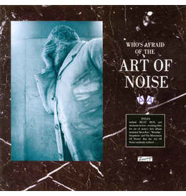 Record Store Day 2021 (LP) Art Of Noise - Who's Afraid Of The Art Of Noise (2LP) RSD21