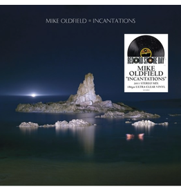 Record Store Day 2021 (LP) Mike Oldfield - Incantations (2LP/Pristine/Ultra-clear/180g)RSD21