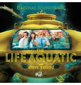 """Record Store Day 2021 (LP) Soundtrack - Life Aquatic (2LP/12""""/Cerulean blue) RSD21"""