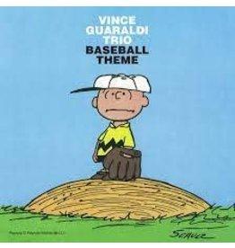 """Record Store Day 2021 (LP) Vince Guaraldi Trio - Baseball Theme (7"""") RSD21"""