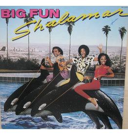 (Used LP) Shalamar – Big Fun (LL) (568)