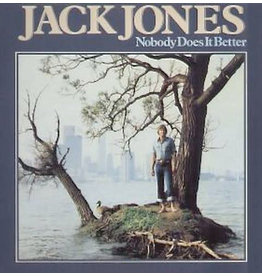 (Used LP) Jack Jones – Nobody Does It Better (568)