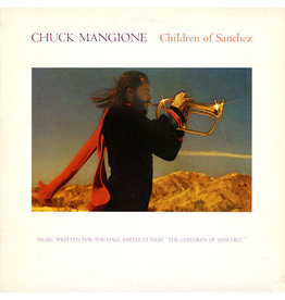 (Used LP) Chuck Mangione – Children Of Sanchez (2LP) (568)