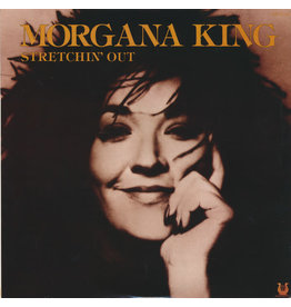(Used LP) Morgana King – Stretchin' Out (568)