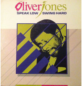 (Used LP) Oliver Jones – Speak Low Swing Hard (568)