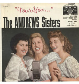 """(Used LP) The Andrews Sisters – """"Near You..."""" (568)"""