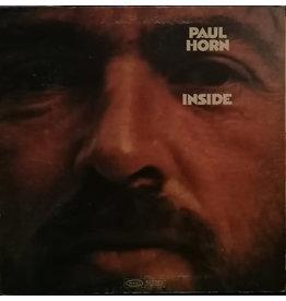(Used LP) Paul Horn – Inside (568)