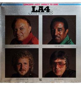 (Used LP) LA4 – Just Friends (568)
