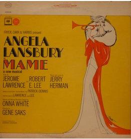 (Used LP) Angela Lansbury (and Bea Arthur!), Orig. B'way Cast – Mame (568)