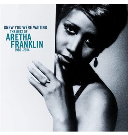 (LP) Aretha Franklin - I Knew You Were Waiting: The Best Of Aretha Franklin 1980-2014 [2LP]