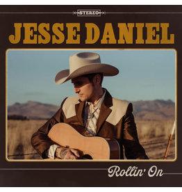 Self Released (LP) Daniel, Jesse - Rollin' On