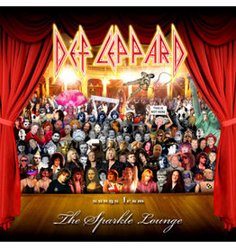 (LP) Def Leppard - Songs From the Sparkle Lounge