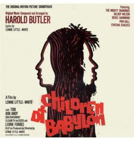 (Used LP) Various – Children Of Babylon (Original Motion Picture Soundtrack) (568)