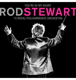(Used LP) Rod Stewart - You're In My Heart with the Philharmonic Orchestra (2LP)