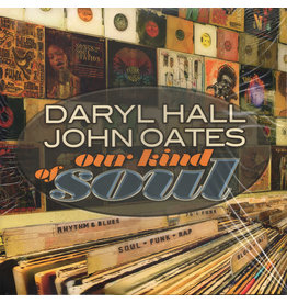 (Used LP) Daryl Hall John Oates  – Our Kind Of Soul (2LP)