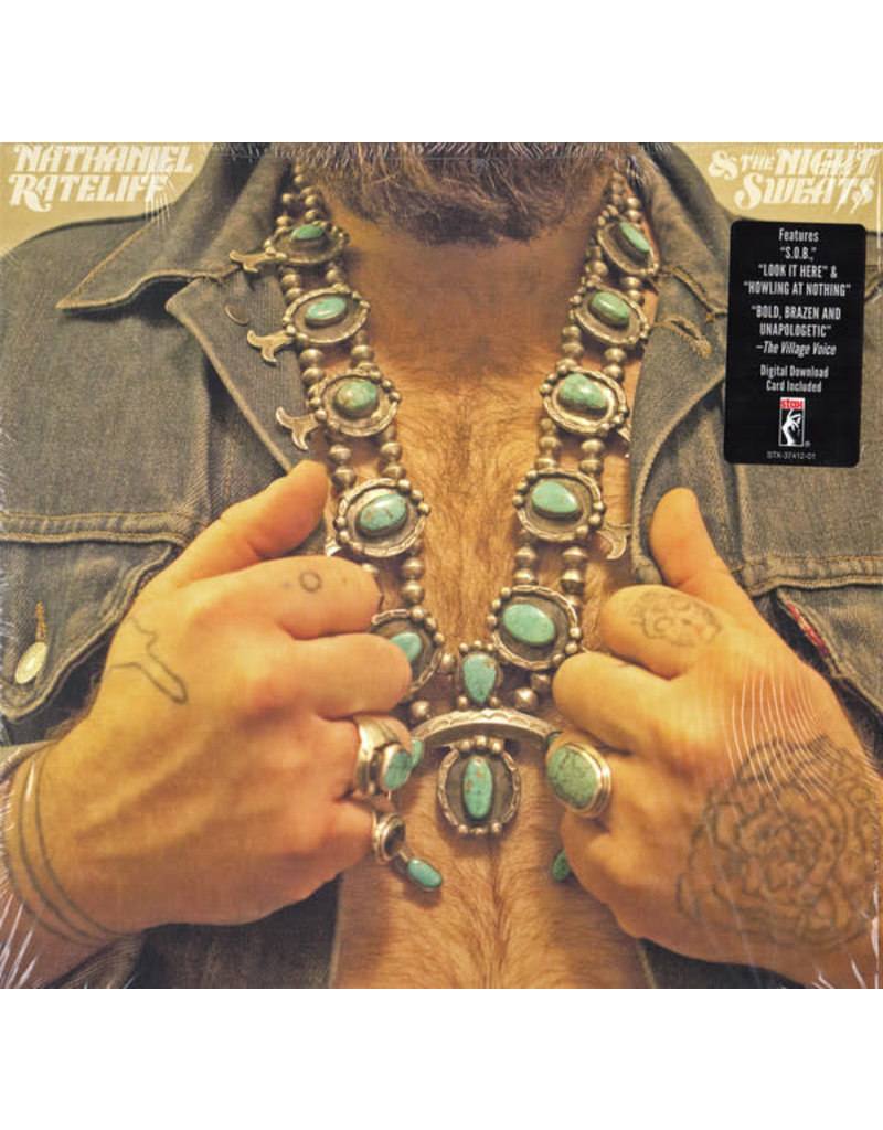 (Used LP) NathanielRateliff & The Night Sweats - Self Titled