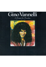 (Used LP) Gino Vannelli – A Pauper In Paradise (Has a Poster!) (568)