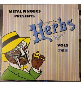 "Nature Sounds (LP) MF Doom - Special Herbs Volume 7&8 (2LP + 7"")"