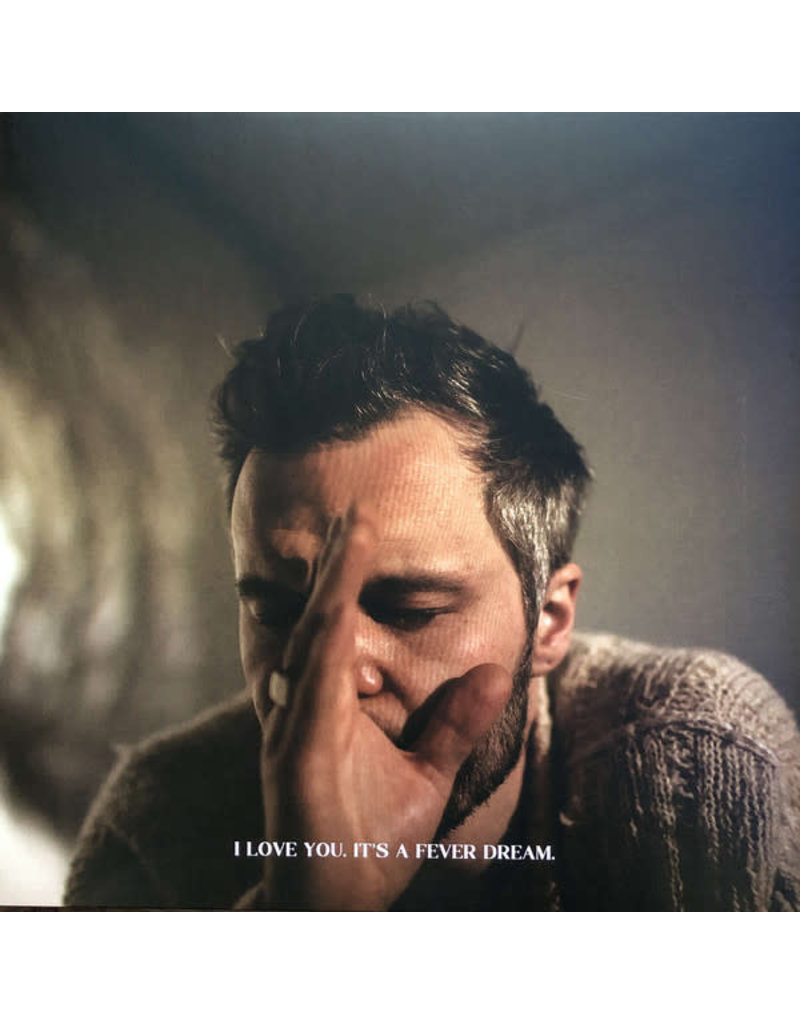 (Used LP) The Tallest Man On Earth – I Love You. It's a Fever Dream.
