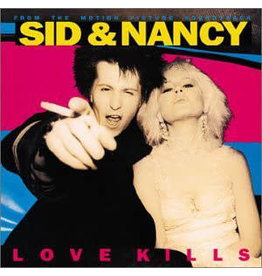 (Used LP) Various - From The Motion Picture Soundtrack  Sid & Nancy