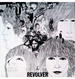 (Used LP) The Beatles – Revolver (568)