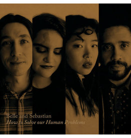 (Used LP)  Belle and Sebastian - How to Solve Our Human Problems