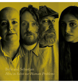 (Used LP) Belle and Sebastian - How To Solve Human Problems (Part 2)
