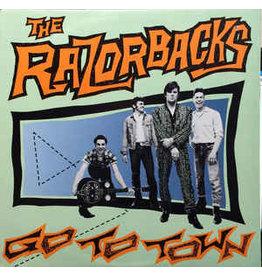 (Used LP) The Razorbacks  – Go To Town (568)