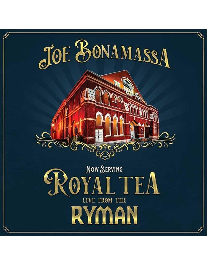 (CD) Joe Bonamassa - Now Serving: Royal Tea - Live From the Ryman
