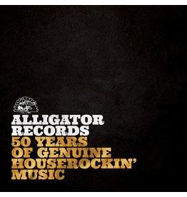 Alligator Records (LP) Various - Alligator Records (2LP) 50 Years Of Genuine Houserockin' Music