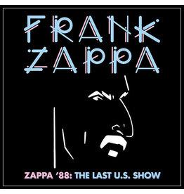 (LP) Frank Zappa - Zappa '88: the Last U.S. Show (4LP)
