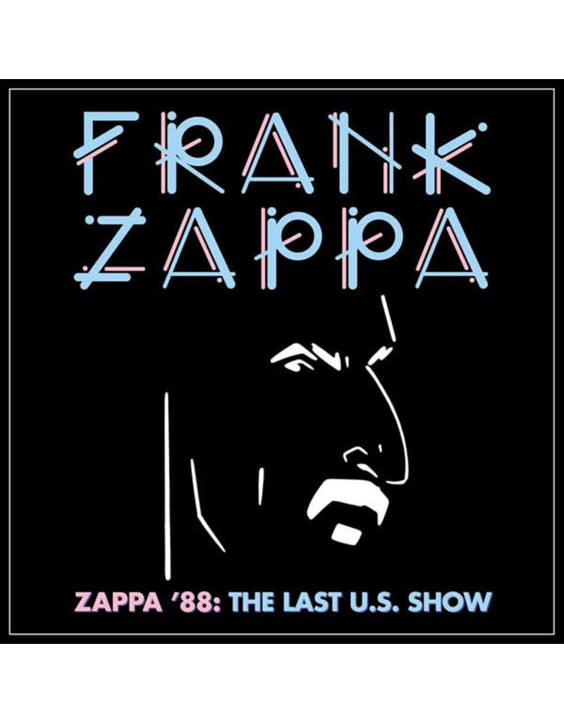 (CD) Frank Zappa - Zappa '88: the Last US Show (2CD)