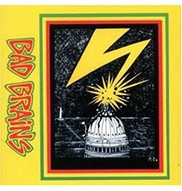 ORG Music (LP) Bad Brain - Self Titled (Canadian exclusive coloured edition)