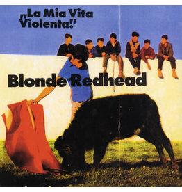 (LP) Blonde Redhead - La Mia Vita Violenta (jewel red)