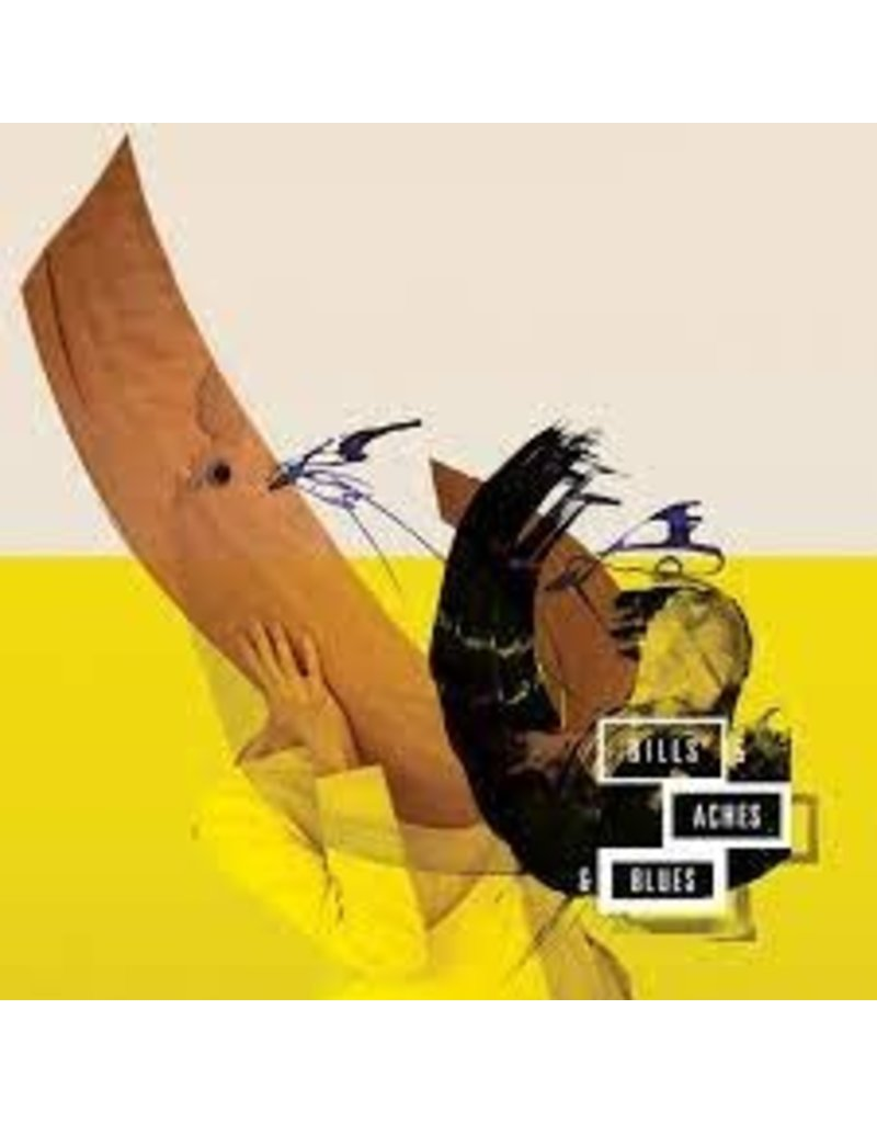 (CD) Various - Bills & Aches & Blues (2CD) (4AD Compilation)